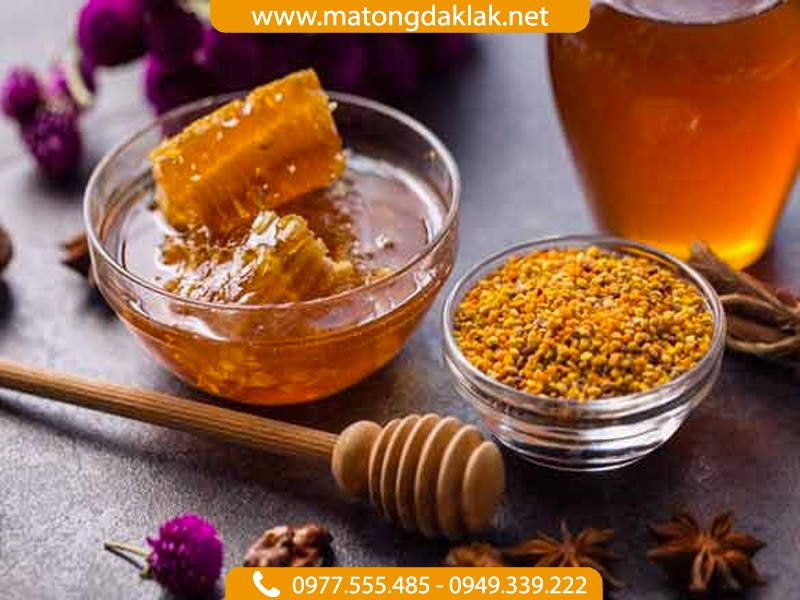 Phấn hoa mật ong giá rẻ