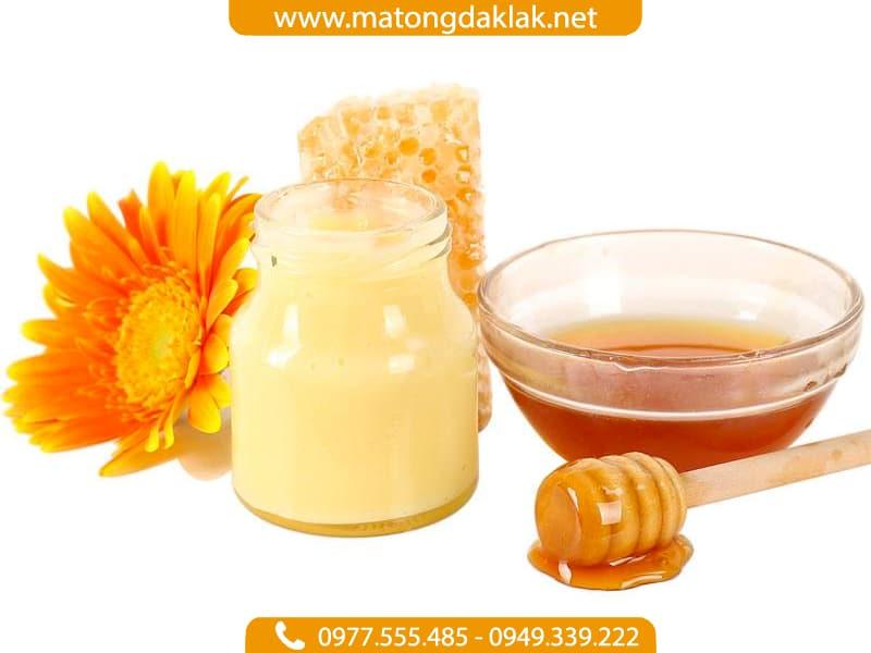 sữa ong chúa đak lak